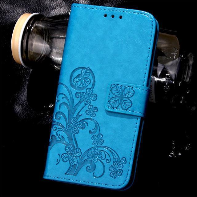 For Lumia 640 Case Microsoft Leather Flip Wallet Cover Case For Microsoft Lumia  image 2