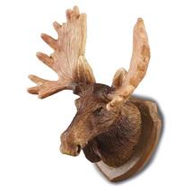 Dollhouse Moose Head Trophy 1.607/9 Reutter Miniature - $13.58