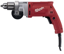 "New Milwaukee 8 Amp 1/2"" Magnum Drill 0299-20 Heavy Duty - $108.90"