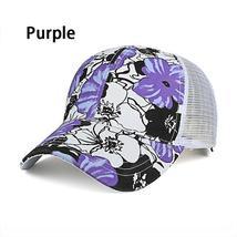 Women Mesh Baseball Cap- Variety of Colors - $14.99