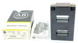 ALLEN BRADLEY 70A86 COIL 120V 60CY, 110V 50CY (IN BOX) image 2