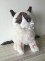 "Grumpy Cat Gund Plush Stuffed Animal Tan Brown 10"" C21 - $19.79"
