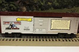 Lionel - 9430- Cowen SERIES- Standard Gauge Years Boxcar - 0/027 - R1 - $17.59
