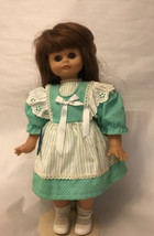 "Vintage Angel Buppe  West Germany Doll 14"" Tall - $14.85"