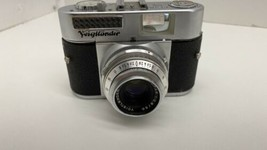 VTG Voighander Film Camera Vito BL Sold As Is For Parts Only - $29.65