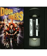 DOOM RUNNERS VHS LEA MORENO SQUARE DOG VIDEO TESTED - $6.95