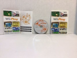 Wii Play (Nintendo Wii, 2007) Game CIB Complete TESTED - $9.90