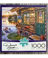 "Buffalo Games - Darrell Bush - ""Summertime"" - 1000 Piece Jigsaw Puzzle C... - $20.57"