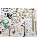 Estate Vintage Lot Designer Costume Jewelry L300 - $43.37