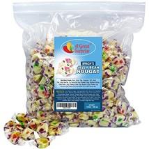 Brach's Jelly Nougats, 3 LB Bulk Candy - $24.89