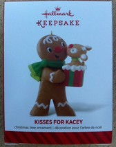 2014 Hallmark Limited Edition Kisses For Kacey - MIB - $22.95