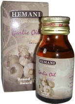 2 Pack Hemani 30ml Garlic Oil Pure & Natural Essential - $8.00