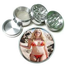 Colorado Pin Up Girls D8 63mm Aluminum Kitchen Grinder 4 Piece Herbs & Spices - $11.05