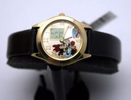 Disney Watch Unique Minnie Mouse Teacher School Dial Women's Watch New NIC - $69.25