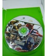 Guitar Hero III 3 Legends of Rock,+ Marvel: Ultimate Alliance (Xbox 360)... - $10.99