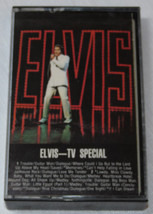 Elvis Presley TV Special RCA AYK1-3894 Cassette Tape Dialogue Love Me Te... - $12.86
