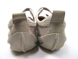 Merrell Taupe Womens Mesh Shoes Size 7.5 M Grey Suede Mary Jane Shoes image 3