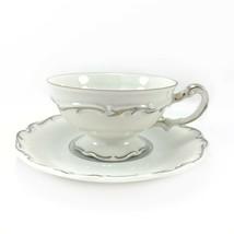 TA Germany Cup & Saucer Princess Alexandra Bavaria Porcelain - $18.70