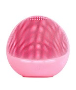 Zyllion Silicone Facial Cleansing Brush, Pink - $31.74