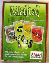 Malta by Z-Man Games Card Game - $5.93