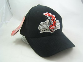 CFL 2004 92nd Grey Cup Ottawa Hat Black Puma Hook Loop Baseball Cap w/ Tag - £17.89 GBP