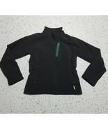 Quencha Decathlon Creation Women's Zip up Jacket ~ Sz S ~ Dark Gray ~ Lined - $22.76