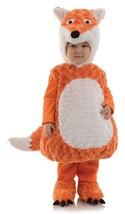 Underwraps Toddler's Fox Belly Babies Costume, Orange/White, Extra Large... - $30.95