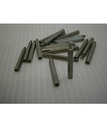 4519-440-SS-20 Stainless Steel Standoff Spacer Male Female LOT of - 25#5... - $30.95