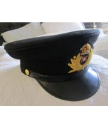 ROYAL MARINE SHIP WHITE STAR LINE HAT TITANIC DECK CREW OFFICER HAT NEW ... - $84.00