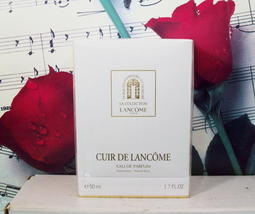Lancome La Collection Cuir De Lancome EDP Spray 1.7 FL. OZ. Sealed Box - $159.99