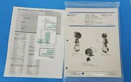 JOHNSON YOKOGAWA IM 1F2B4-01-JYC 3RD ED. INSTRUCTION MANUAL VORTEX YF100 YFA11 image 2