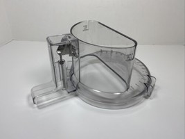 Cuisinart Food Processor Work Bowl Cover Lid Large Feed Tube DLC-2007WBCNT - $39.55
