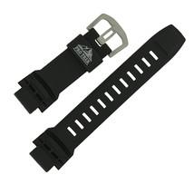 CASIO PATHFINDER PRG-200A Black Rubber Watch BAND PRG-500 PRW-2000A PRW-... - $59.95