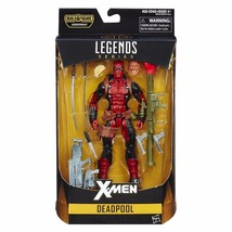 X-Men Marvel Legends 6-Inch Deadpool Action Figure IN HAND - $38.98