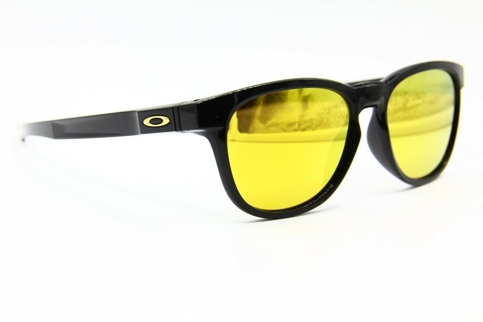 NEW OAKLEY STRINGER OO9315-04 BLACK AUTHENTIC SUNGLASSES OO 9315 FRAME 55-16