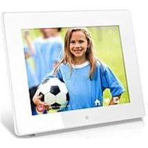 Aluratek AWDMPF8BB Digital Frame - 8 LCD Digital Frame - Black - 1024 x ... - $93.05