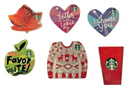 Starbucks Collection Gift Card - NO VALUE - $5.94
