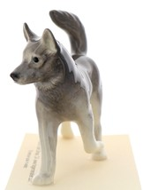 Hagen-Renaker Miniature Ceramic Dog Figurine Alaskan Sled Dog Husky