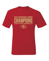49ers Super Bowl LIV NFC Champions T-Shirt - $19.99+