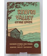 Vintage Renfro Valley Hymns and Poems Book by John Lair - $19.79
