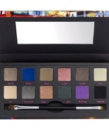 CARGO Shanghai Nights Limited Edition Eye Shadow Palette 12 Colors Boxed - $13.99
