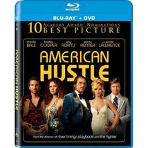 American Hustle (Blu-ray/DVD 2014)