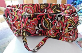 Vera bradley small duffel bag in retired Puccini Pattern - $39.00