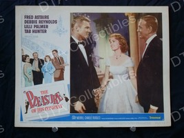 PLEASURE OF HIS COMPANY-1961-LC #5-DEBBIE REYNOLDS-TAB VG - $21.83