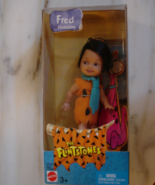 Fred Flintstone Tommy Friend of Kelly doll new box Barbie family - $19.99