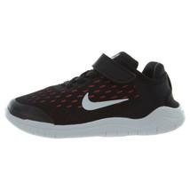 Nike Little Kids Free RN 2018 Running Shoes AH3455-001 - $76.83