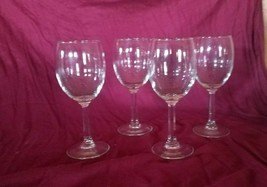 Home Essentials Wine Glasses 11 Oz. Glassware Set Of 4 - $10.35