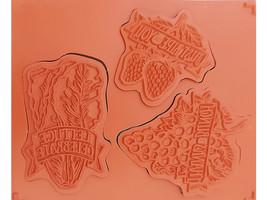 Stampin' Up! Market Fresh Rubber Cling Stamp Set #13934 image 2
