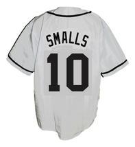 Scotty Smalls #10 Sandlot Movie Baseball Jersey Button Down White Any Size image 2