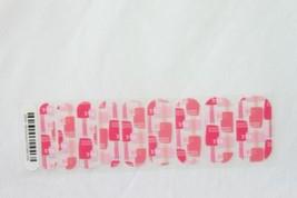 Jamberry Nail Wrap 1/2 Sheet (new) PINK DESIGN - $8.60